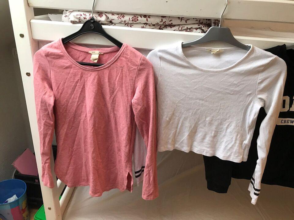 Blandet tøj, Bluser, H&M