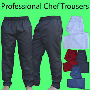 Professional Chef Trousers 3 Pockets Excellent Quality Pants  UNISEX work wear