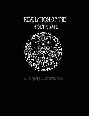 Revelation of the Holy Grail, Paperback by Emerys, Chevalier, Brand New, Free...