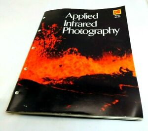 Kodak Applied Infrared Photography Guide instructions 1977 84 pages English