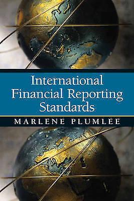 International Financial Reporting Standards, Plumlee, Marlene, New Book
