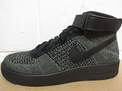 Nike AF1 Ultra Flyknit Mid Mens Trainers 817420 301 Sneakers Shoes   eBay