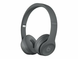 Beats-by-Dr-Dre-Solo3-Wireless-Gray-Neighborhood-Collection-On-Ear-Headphones