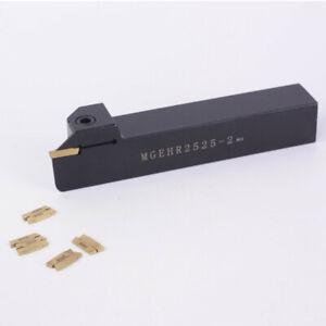Rotacion-Torno-Soporte-Derecho-Aleacion-Acero-MGEHR2525-2-25-150mm-CNC-Durable