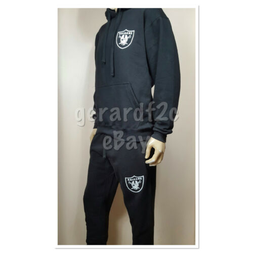 Pants Set Hoodie Las Vegas Nation Sweatpants Men Raiders Carr 4 Sweatsuit
