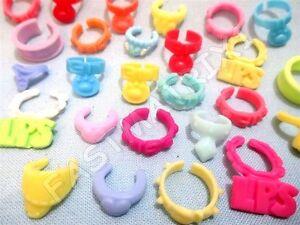 Littlest-Pet-Shop-Collars-4-Random-Pieces-Lot-Dog-Cat-Authentic-Lps-Accessory