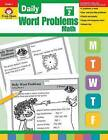 Daily Word Problems, Grade 2 by Jill Norris (Paperback)