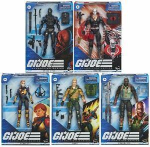 G-I-JOE-classees-serie-6-inch-Action-Figures-Wave-1-set-en-stock