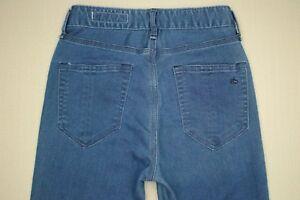 Størrelse Håndlavet York Medium Jeans Leg New Bone 24 Wash Rag Kvinder Slim Denim qCR8cpFHw