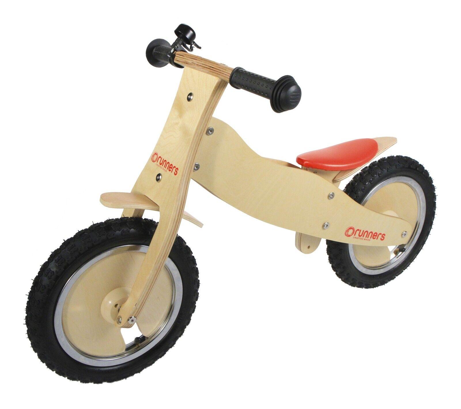 Wooden Kids Bike  Runners-Bike  (Age 2-5)