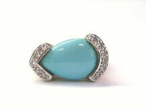 LeVian-Turquoise-Diamond-Jewelry-Ring-Yellow-Gold-14KT-10CT