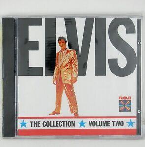 ELVIS-PRESLEY-Elvis-The-Collection-Volume-Two-CD-1984-ROCK-NM-NM