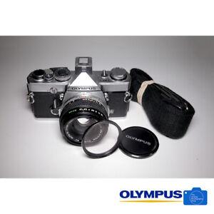 Olympus OM1n 50mm f1.8 Zuiko Lens - 3 mesi di garanzia