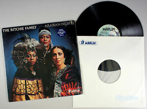 Ritchie-Family-Arabian-Nights-1976-Vinyl-LP-The-Best-Disco-in-Town