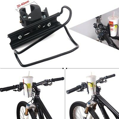 Bike Cup Holder Cycling Beverage Water Bottle Cage Mount Bicycle Handlebar