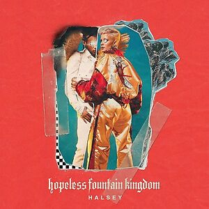 HALSEY-HOPELESS-FOUNTAIN-DELUXE-EDITION-CD-NEW