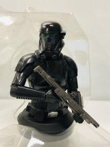 Star-Wars-Death-Trooper-Busto-Coleccion-Collector-039-s-Edicion-Nuevo-Fascicul