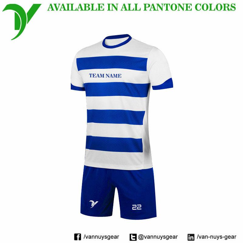 14 conjuntos de fútbol Personalizado uniformes de fútbol camiseta + pantalones cortos con números  19.9 set