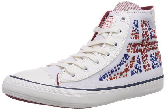 Pepe Jeans London donna INDUSTRY Studs [ TGL 37/38] Sneaker donna London nuovo originale a63850