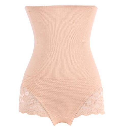 Women High-waist Trainer Butt lift Underwear Tummy Control Booty Body Shaper