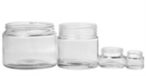 Reborn Doll Paint Jar 15ml (1/2 Ounce) Glass Wide Mouth Jar and Lid