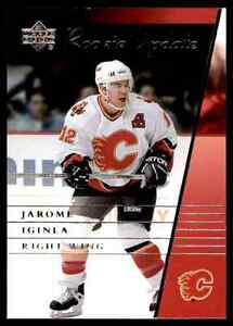 2002-03-Upper-Deck-Rookie-Update-Jarome-Iginla-17