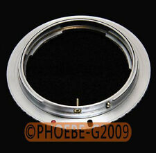 Olympus OM Lens to Canon EOS EF 40D 50D 450D 5D Adapter