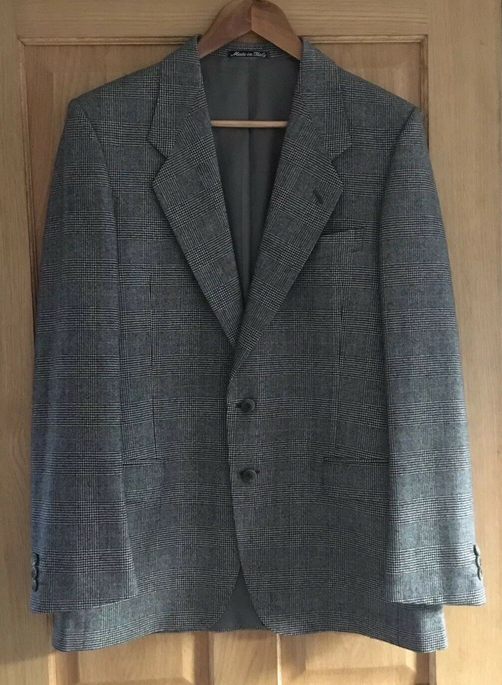 Da Uomo Covent Garden Giacca Blazer Puro regolare Nuova Lana 50