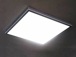 Plafoniera a led per esterno e interno misure 60x60 da 40w for Led per interni