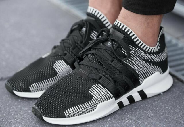 NEW Adidas Originals Equipment Support EQT ADV PK BlackWhite BY9390 Men