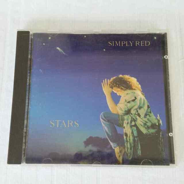 Simply Red - Stars (CD 1991) Warner Music