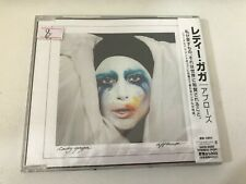 Lady Gaga Applause Japan CD Uics-5051 2013 OBI