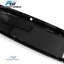 Fits 15-18 Ford Mustang Trunk Decklid Cover Panel Glossy Black ABS Plastic