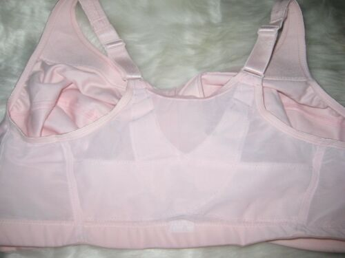 Details about  /Glamorise WIRELESS Bra FRONT CLOSE Style #1265 *CHOOSE YOUR SIZE*