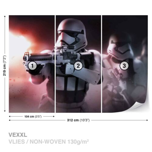 Wall Mural wallpapers TEENAGERS ROOM photo giant poster style Star Wars AVENGERS