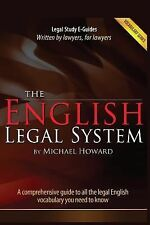 Legal Study E-Guides: The English Legal System : Vocabulary Series by Michael...