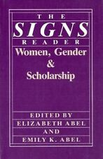 The Signs Reader : Women, Gender, and Scholarship
