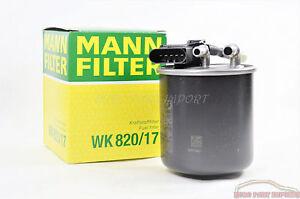 Mercedes-Benz E250 GLE300d Fuel Filter Mann Filter 6510902852 / WK820/17