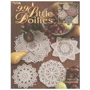 99 Little Doilies By Patricia Kristoffersen 2001 Paperback