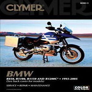 bmw r850 r1100 r1200 motorcycle repair manual 93 05 ebay rh ebay com bmw r1200s service manual free download bmw r1200st repair manual