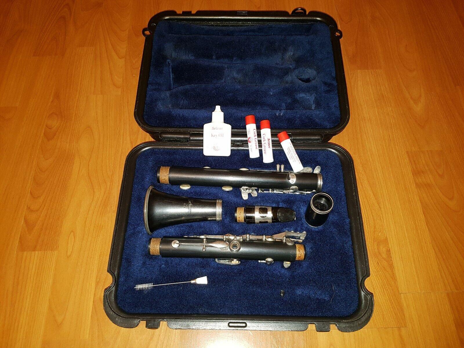 Selmer Klarinette Clarinet CL 300 aus den USA