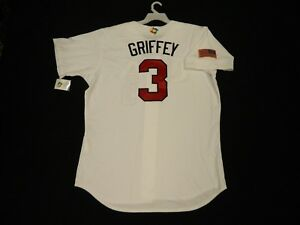 free shipping 7905f 718f5 Details about Authentic Ken Griffey Jr Team USA 2006 WBC World Classic  Jersey Mariners RARE 60