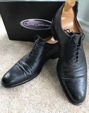 Oliver Sweeney Felino Mens Wholecut Oxford Leather Brogue Shoes UK 9 Eu 43 £295