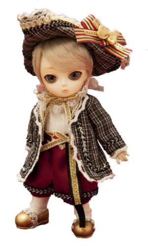 JUN PLANNING AI BALL JOINTED FASHION PULLIP DOLL GROOVE INC Nierembergia A-717