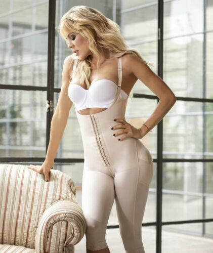 Faja Colombiana MariaE Slimming Post Op Shapewear With Strap Cushions Original