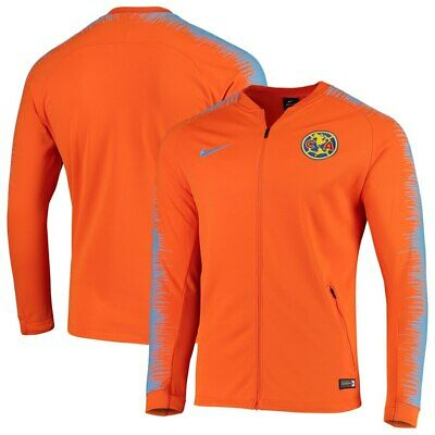 NIKE A.S ROMA Anthem Football Full Zip Jacket. Wolf Grey