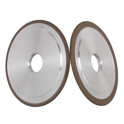 6Inch Diamond Grinding Wheel Cutter Grinder For Carbide Metal Steel 150//320//400#