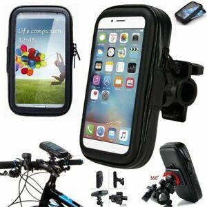 360-Bicycle-Motor-Bike-Waterproof-Phone-Case-Mount-Holder-For-All-Apple-Phones