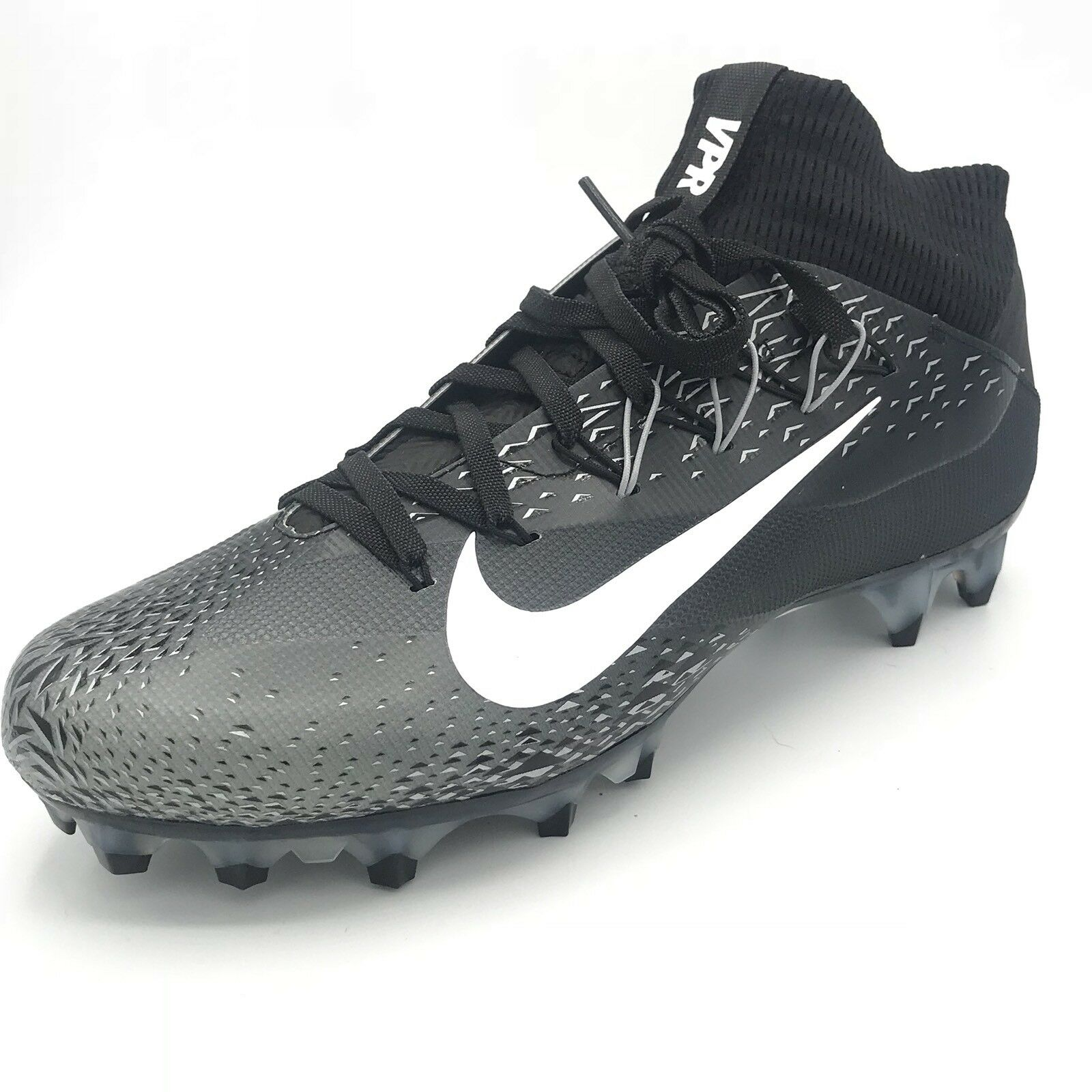 Nike Vapor Untouchable 2 Football Cleats 824470-001 Men's Sz 10.5