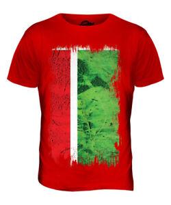 Football Afficher Le Cadeau Homme Sur D'origine Tchétchène Grunge Shirt Tee Clothing République Drapeau T Top Détails Titre hdstrQCx